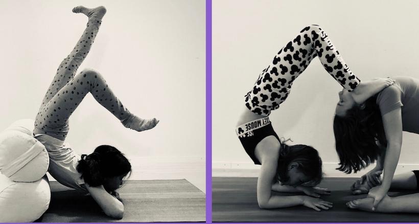 Creative Yoga für Kinder und Jugendliche